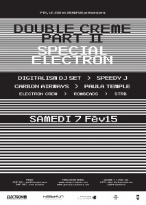 ELECTRON_affiche Double creme_A3.indd